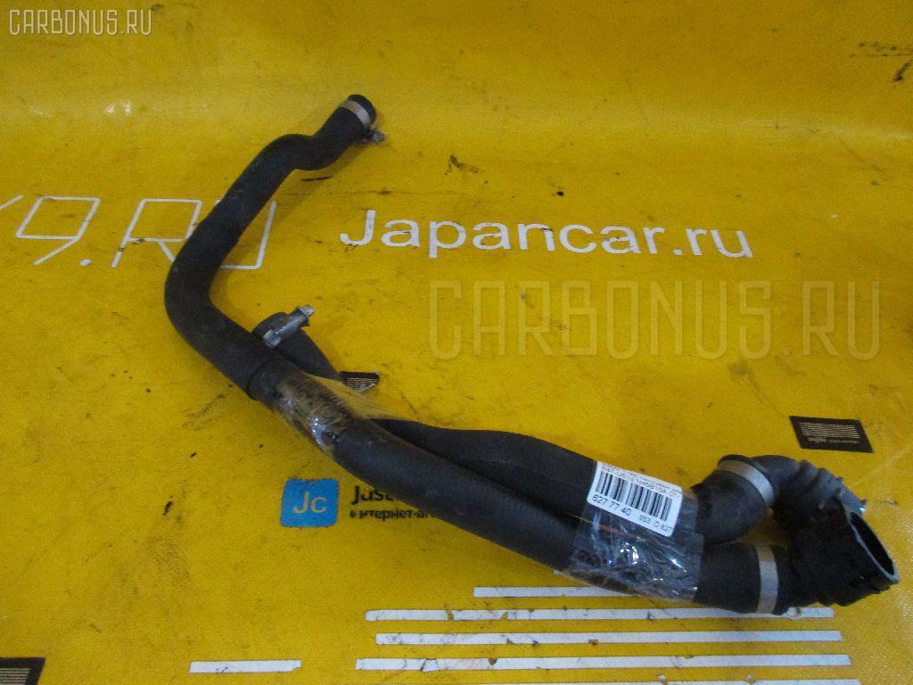 Патрубок радиатора печки BMW 1-SERIES E87-UE12 N45B16A Фото 1