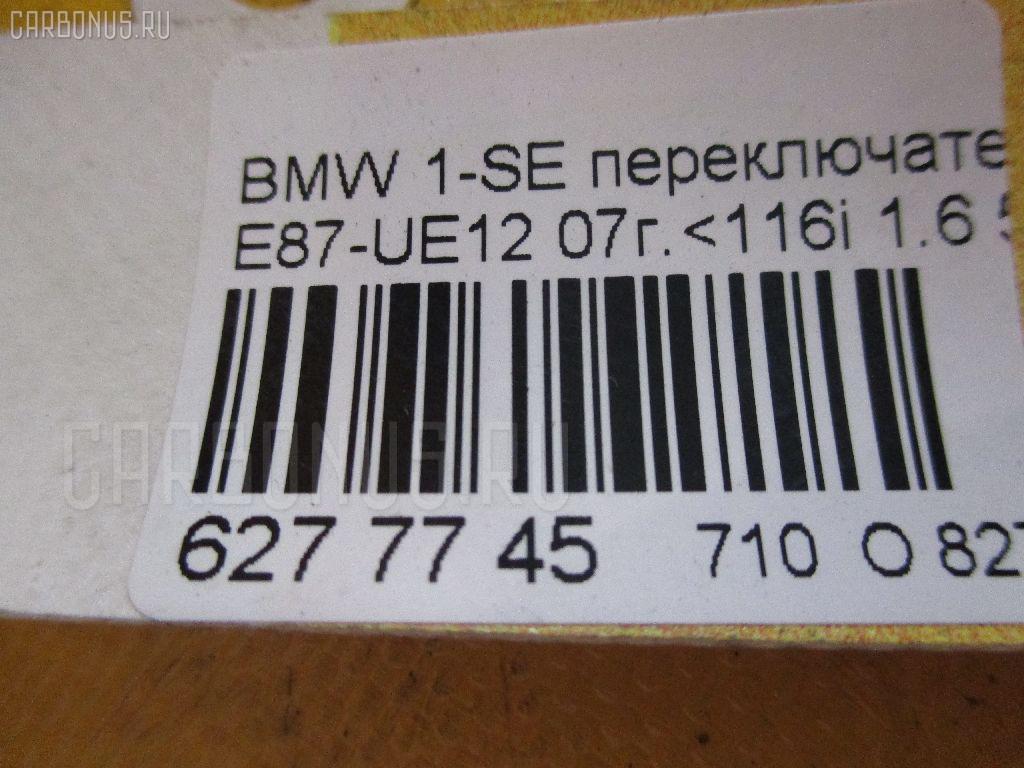 Переключатель поворотов BMW 1-SERIES E87-UE12 Фото 2