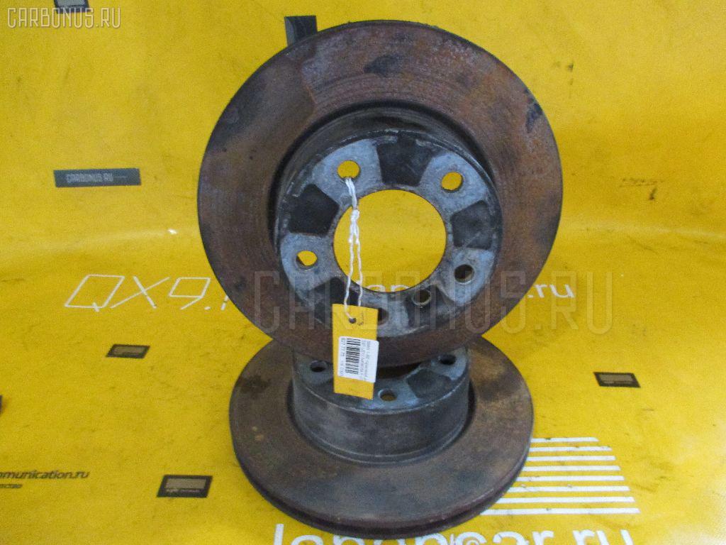 Тормозной диск BMW 1-SERIES E87-UE12 N45B16A Фото 1