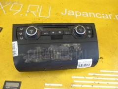 Блок управления климатконтроля BMW 1-SERIES E87-UE12 N45B16A Фото 1
