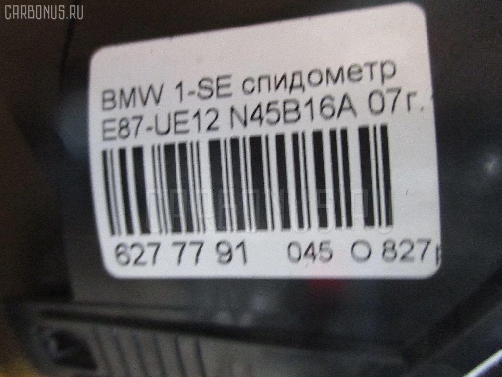 Спидометр BMW 1-SERIES E87-UE12 N45B16A Фото 3
