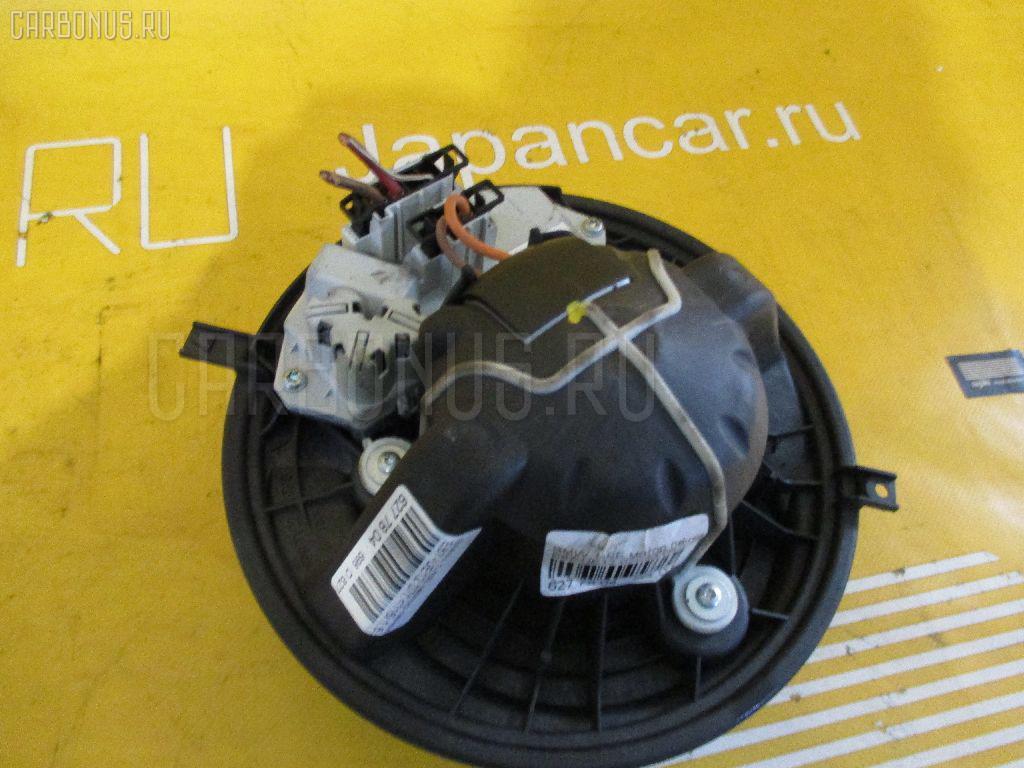 Мотор печки Bmw 1-series E87-UE12 Фото 1