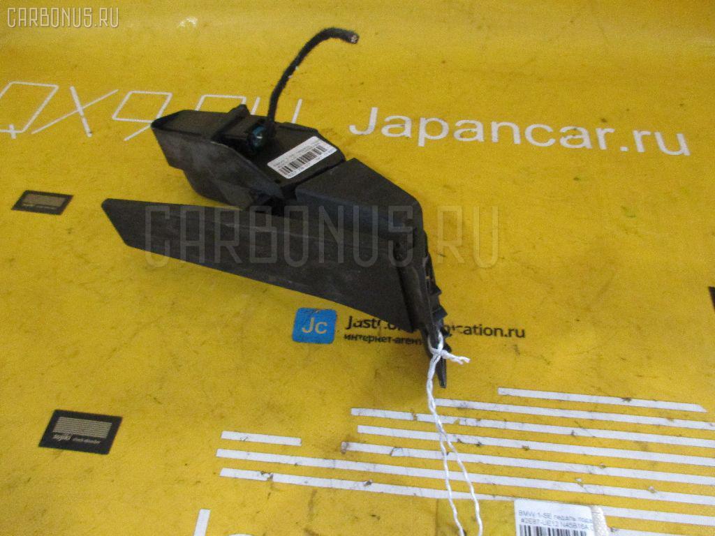 Педаль подачи топлива BMW 1-SERIES E87-UE12 N45B16A Фото 1