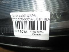 Фара Nissan Cube Z10 Фото 3