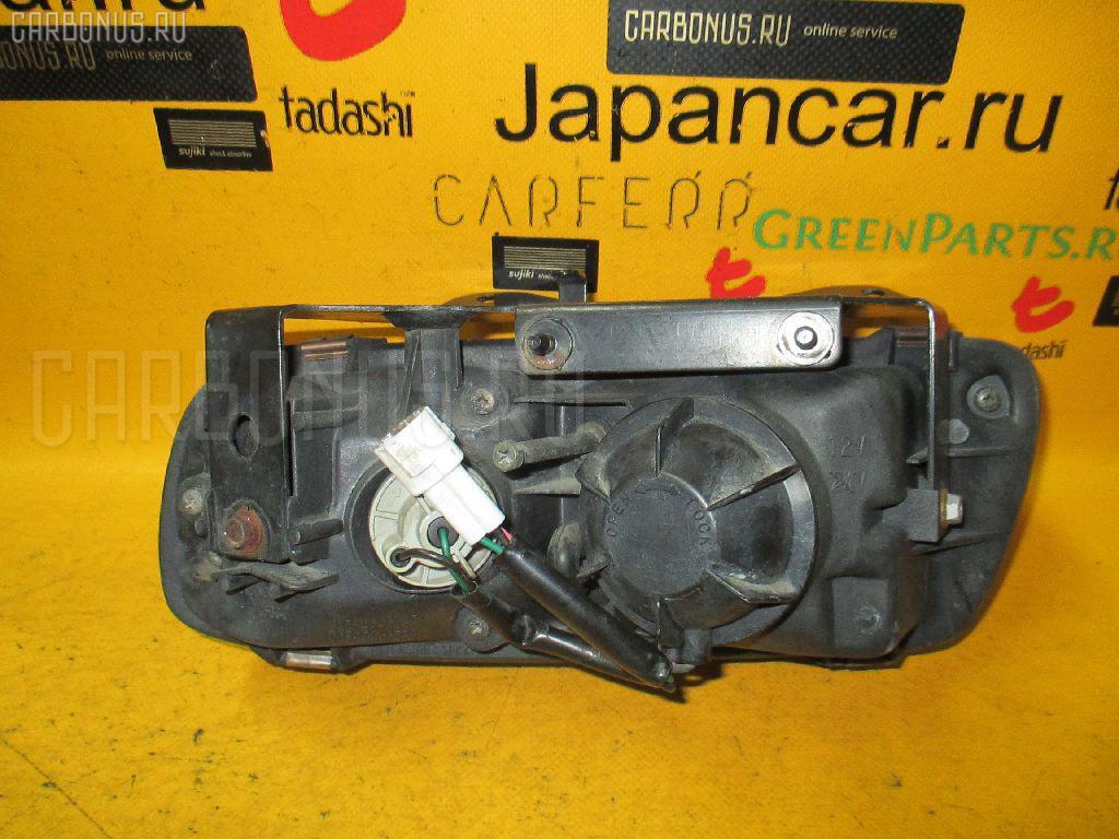 Туманка бамперная Subaru Legacy wagon BG5 Фото 1
