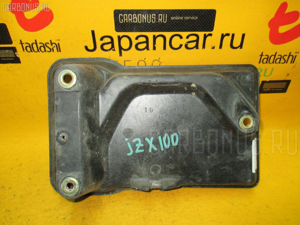 Подставка под аккумулятор TOYOTA JZX100. Фото 4