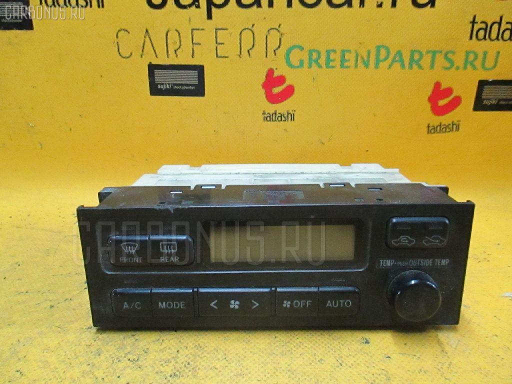 Блок управления климатконтроля TOYOTA JZX100 1JZ-GE Фото 1
