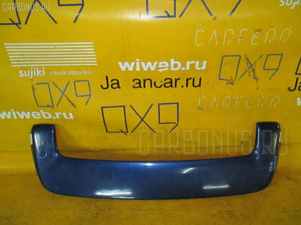 Спойлер Subaru Impreza wagon GG9 Фото 1