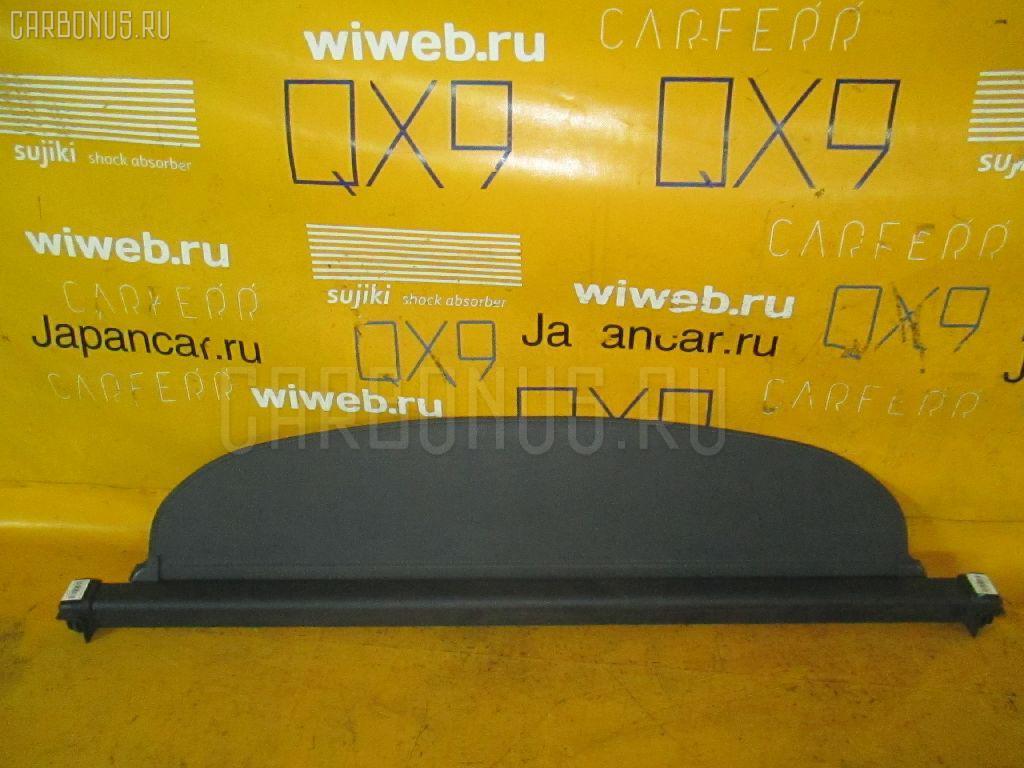 Шторка багажника NISSAN WINGROAD WFY11 Фото 1