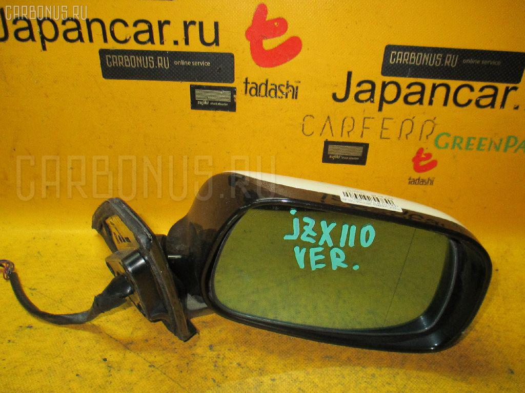 Зеркало двери боковой TOYOTA VEROSSA JZX110. Фото 4