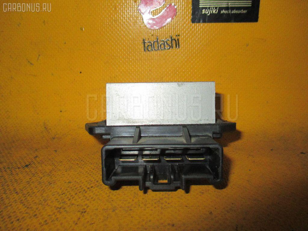 Регулятор скорости мотора отопителя TOYOTA CALDINA AZT246W 1AZ-FSE Фото 1