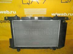 Радиатор ДВС TOYOTA COROLLA RUMION NZE151N 1NZ-FE Фото 1