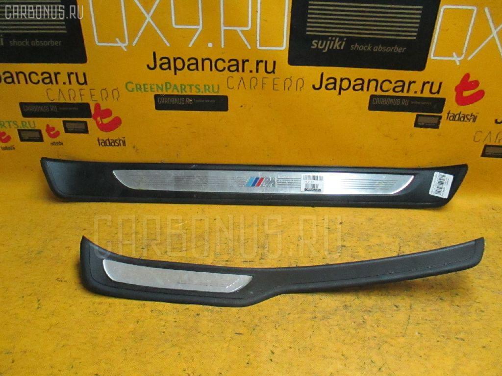 Накладка на порог салона BMW 3-SERIES E90-VH16 Фото 4