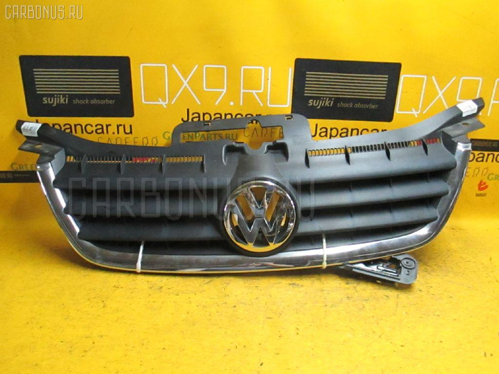Решетка радиатора VOLKSWAGEN TOURAN 1TBLX Фото 1