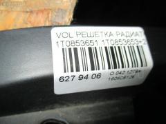 Решетка радиатора VOLKSWAGEN TOURAN 1TBLX Фото 3