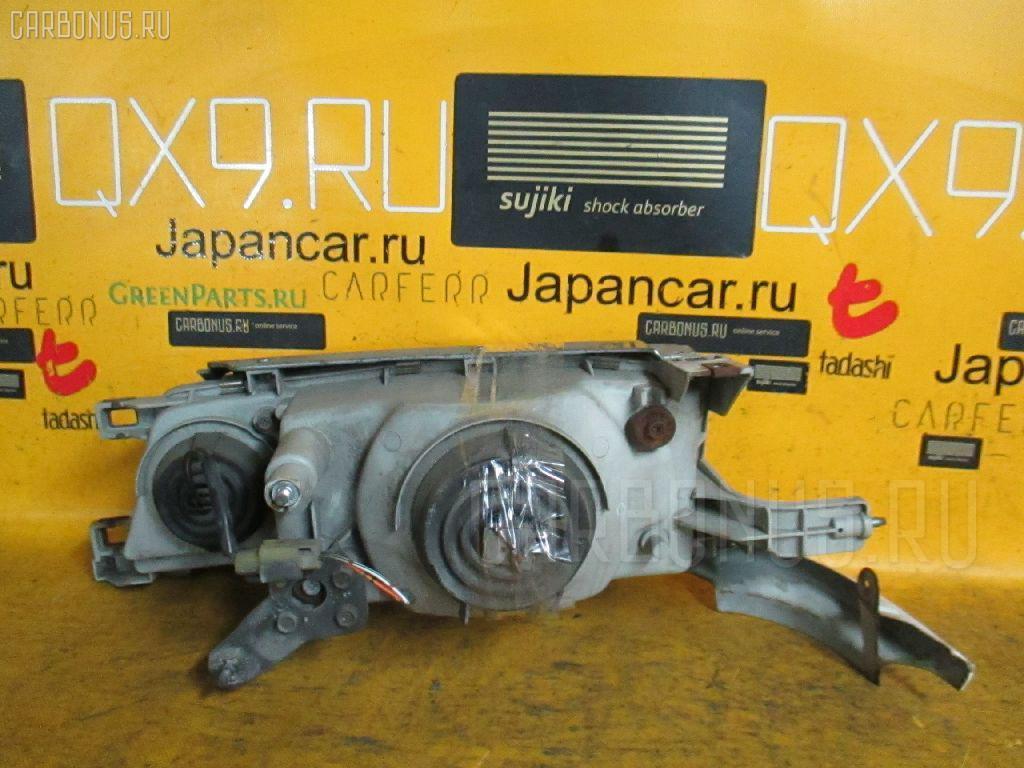 Фара TOYOTA CHASER GX81. Фото 8