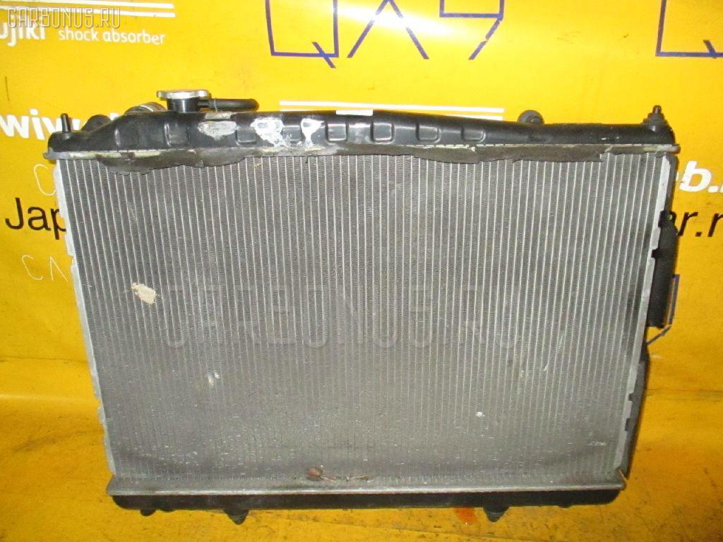 Радиатор ДВС NISSAN CEDRIC HY33 VQ30DET. Фото 7