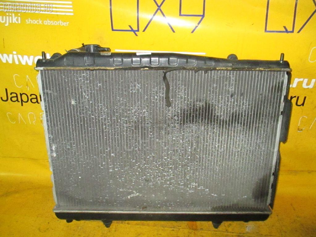Радиатор ДВС NISSAN CEDRIC HY33 VQ30DET. Фото 8