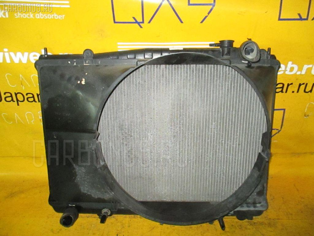 Радиатор ДВС NISSAN CEDRIC HY33 VQ30DET. Фото 9
