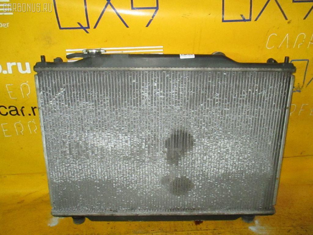 Радиатор ДВС HONDA STEPWGN RF5 K20A. Фото 6