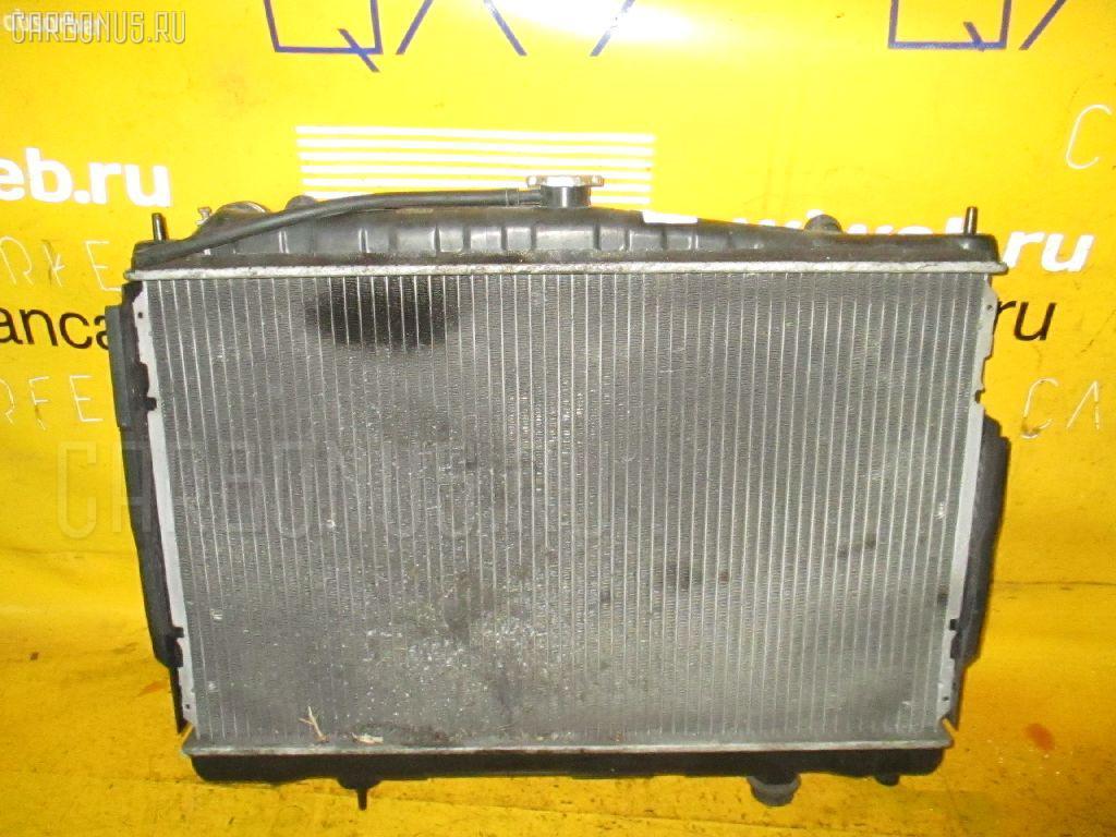 Радиатор ДВС NISSAN LAUREL HC34 RB20DE. Фото 8
