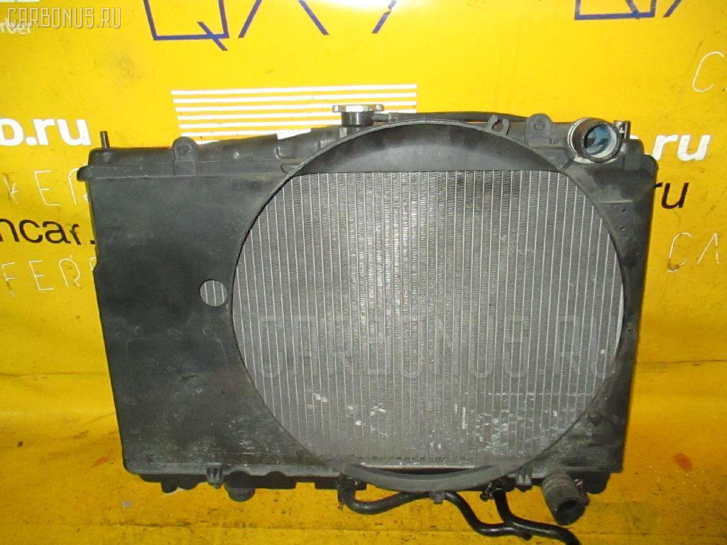 Радиатор ДВС NISSAN LAUREL HC34 RB20DE. Фото 9
