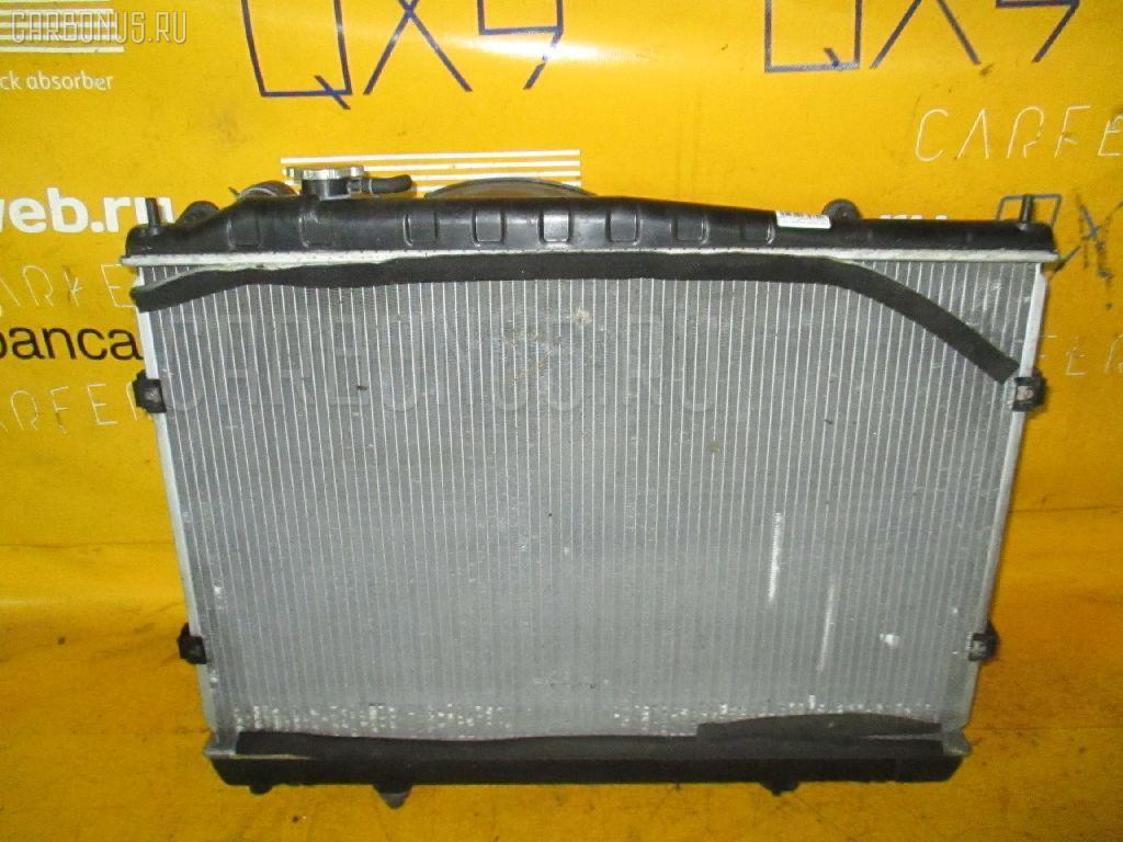 Радиатор ДВС NISSAN CEDRIC HY34 VQ30DET. Фото 4