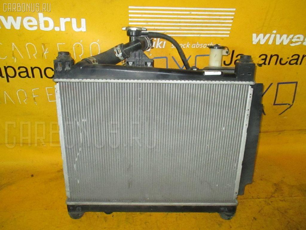 Радиатор ДВС TOYOTA PORTE NNP10 2NZ-FE Фото 1