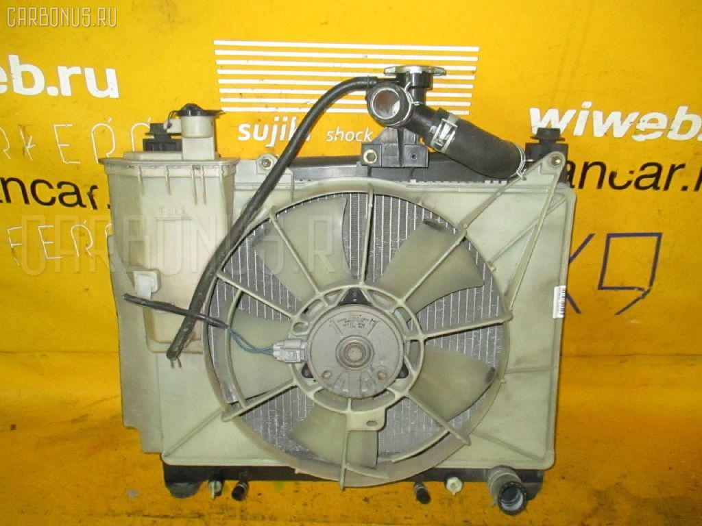 Радиатор ДВС Toyota Bb NCP31 1NZ-FE Фото 1