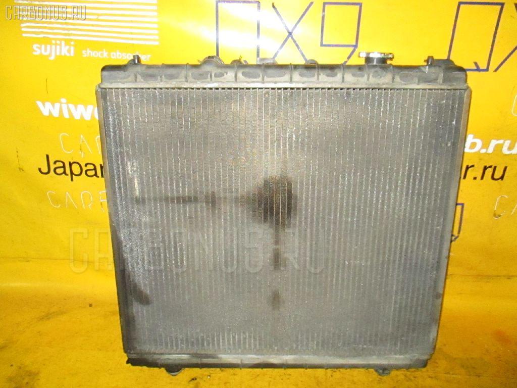 Радиатор ДВС MAZDA BONGO FRIENDEE SG5W J5-D Фото 2