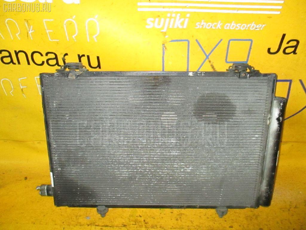 Радиатор кондиционера TOYOTA PROBOX NCP50V 2NZ-FE. Фото 3