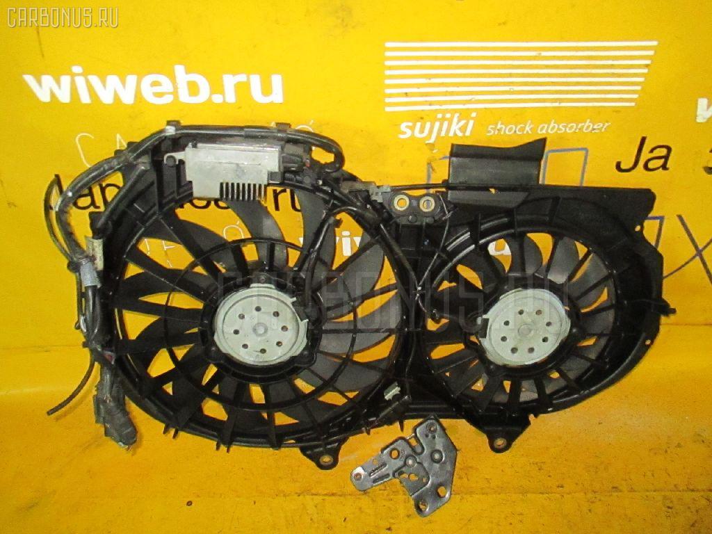 Вентилятор радиатора ДВС AUDI A4 8EALT ALT. Фото 5