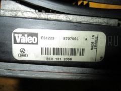 Вентилятор радиатора ДВС AUDI A4 8EALT ALT Фото 1