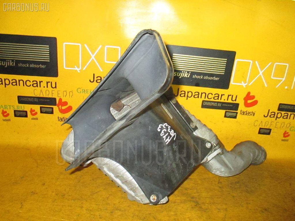 Радиатор интеркулера NISSAN CEDRIC HY33 VQ30DET Фото 1