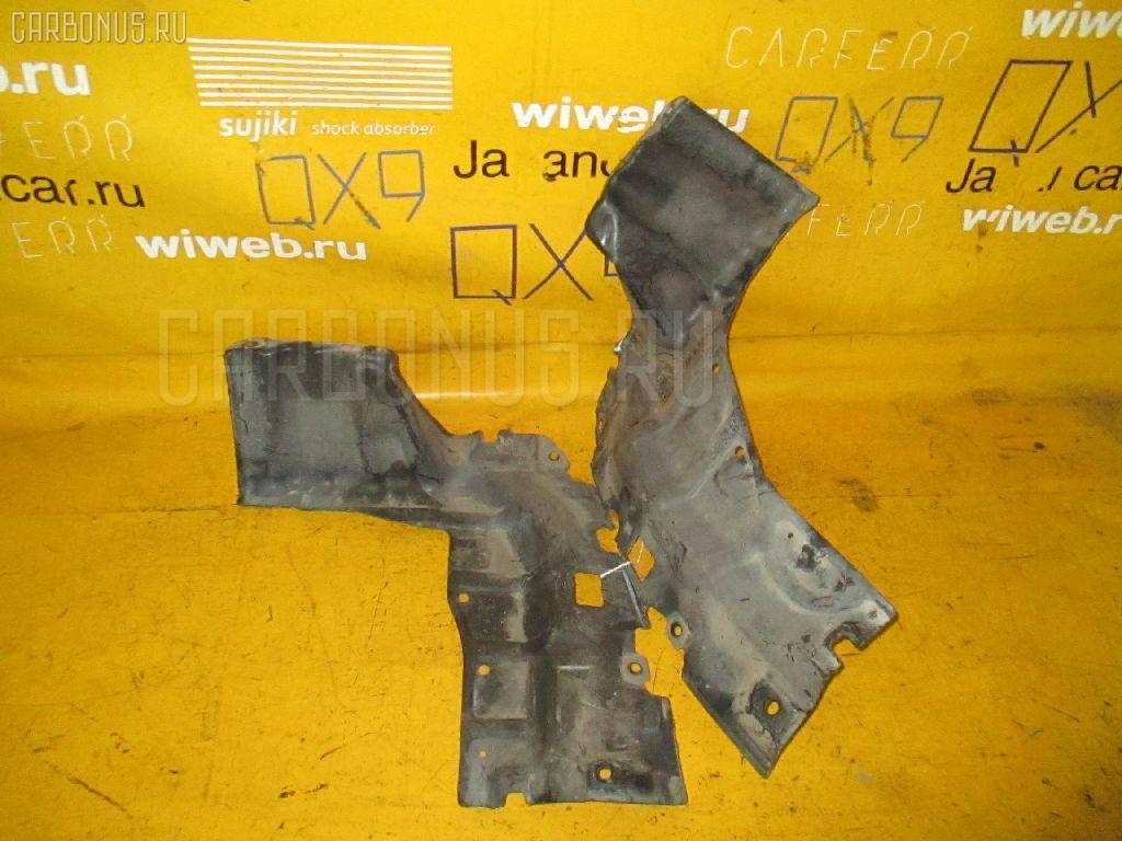Защита двигателя TOYOTA FUNCARGO NCP20 2NZ-FE. Фото 11