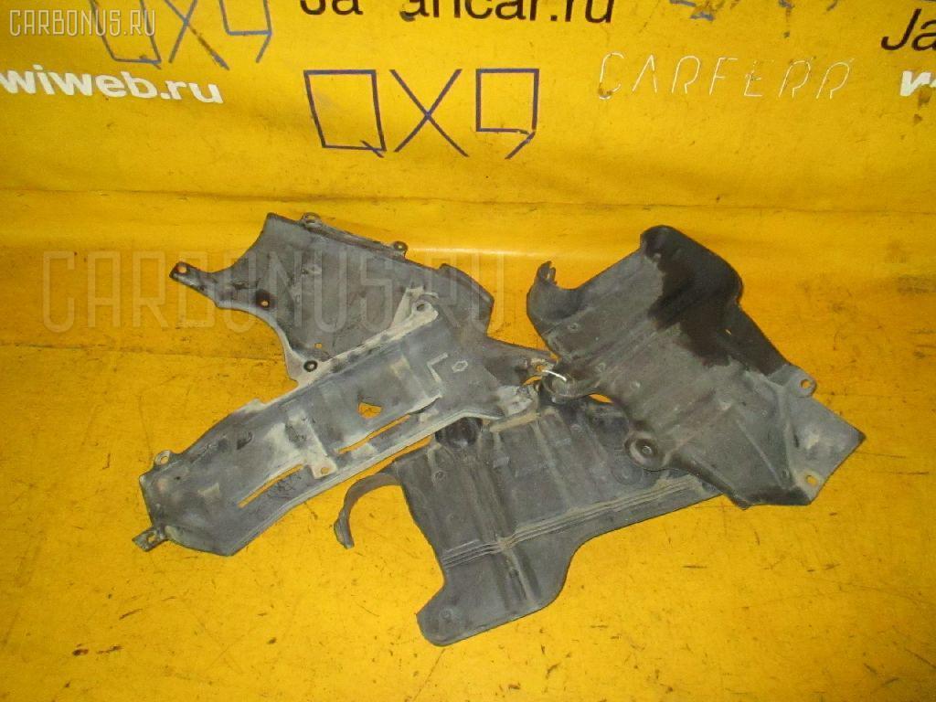 Защита двигателя NISSAN CUBE AZ10 CGA3DE Фото 1