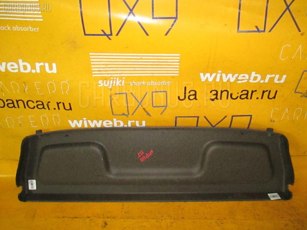 Шторка багажника Toyota Ist NCP110 Фото 1