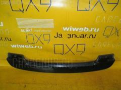 Спойлер Nissan Note E11 Фото 2