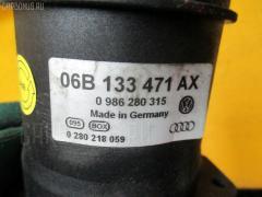 Датчик расхода воздуха Audi A4 8EALT ALT Фото 3