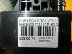 Блок управления климатконтроля Subaru Legacy wagon BH5 EJ20 Фото 3