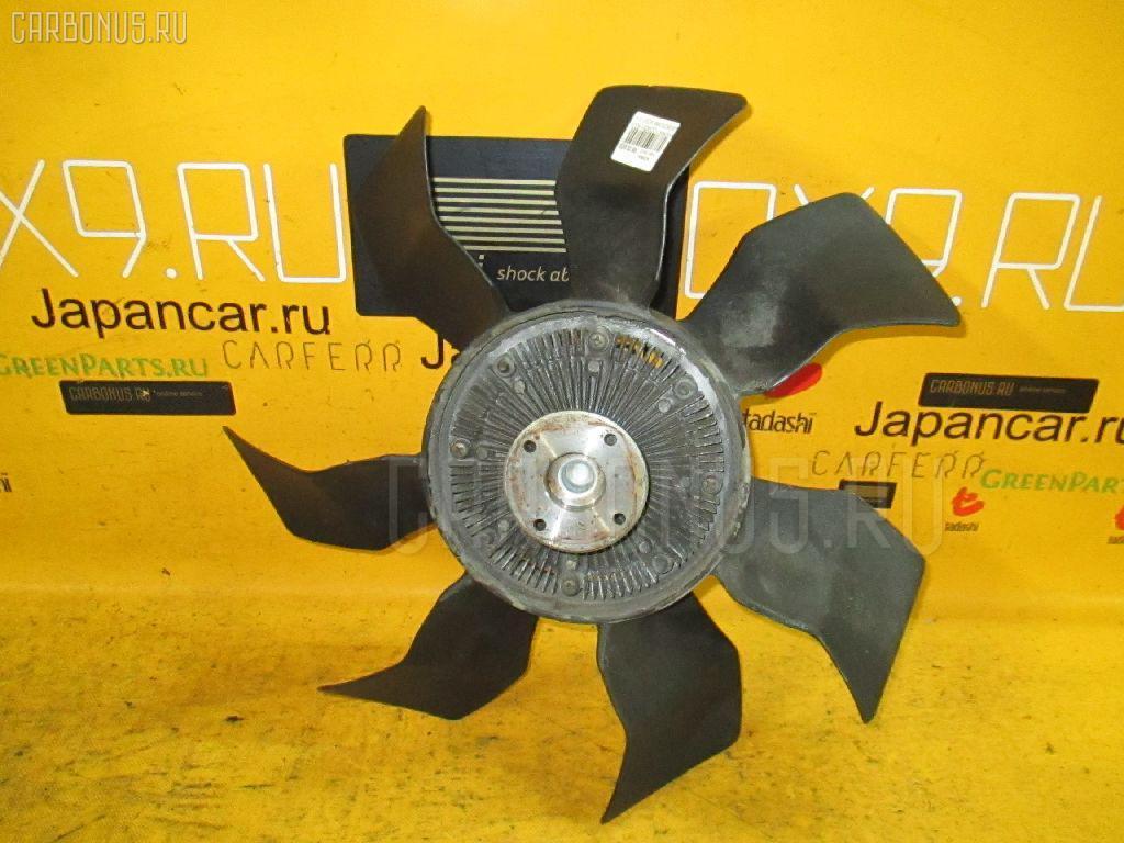 Вискомуфта NISSAN CEDRIC HY34 VQ30DD Фото 1