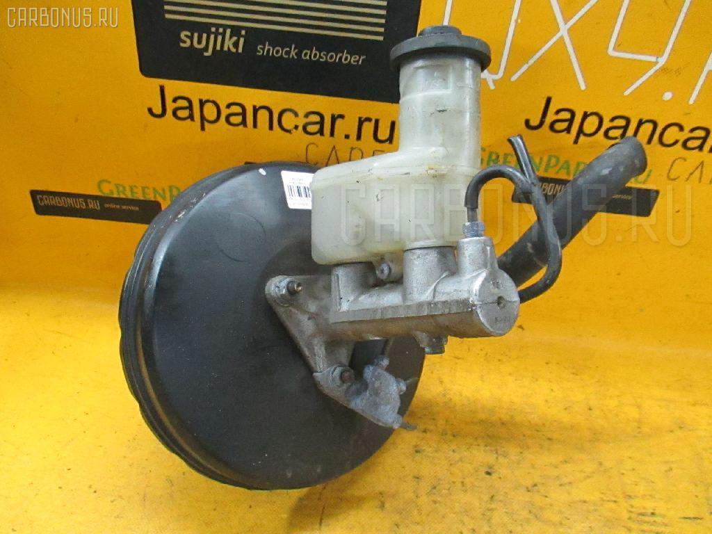Главный тормозной цилиндр TOYOTA CALDINA ST190G 4S-FE. Фото 9