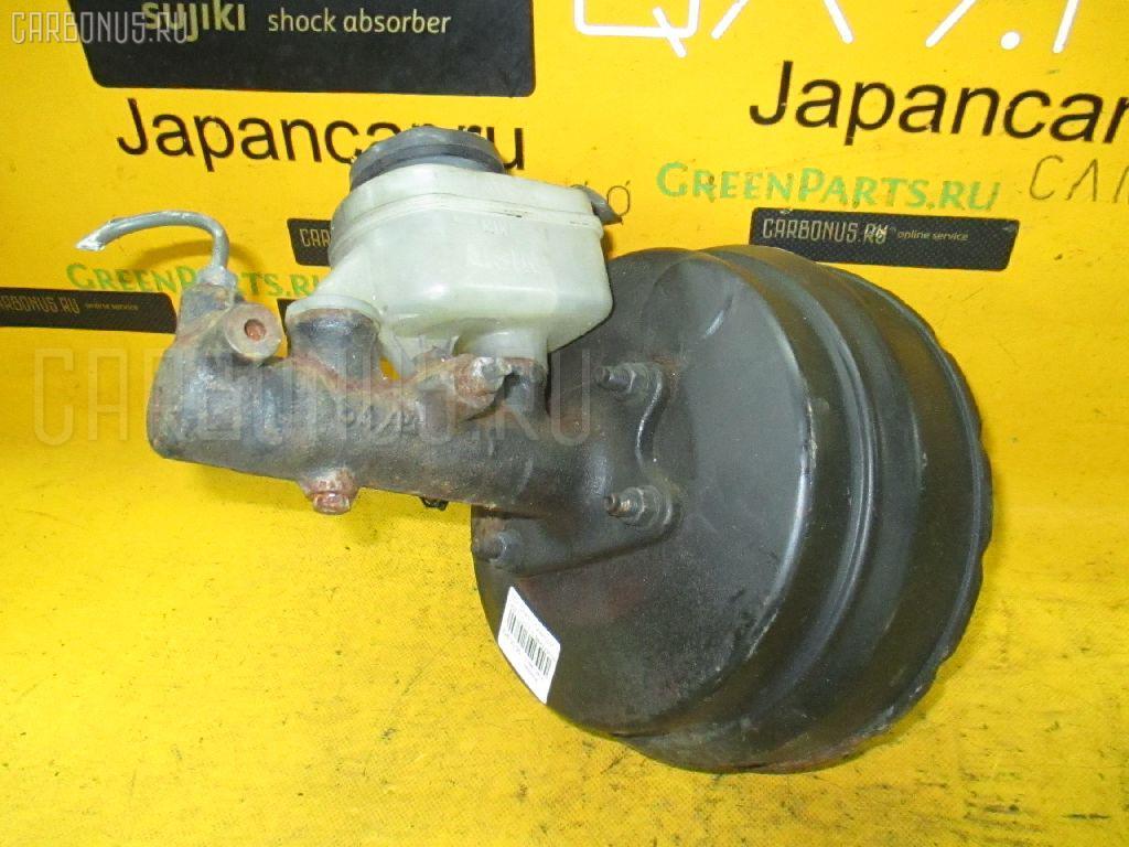 Главный тормозной цилиндр TOYOTA CHASER GX81 1G-FE Фото 3