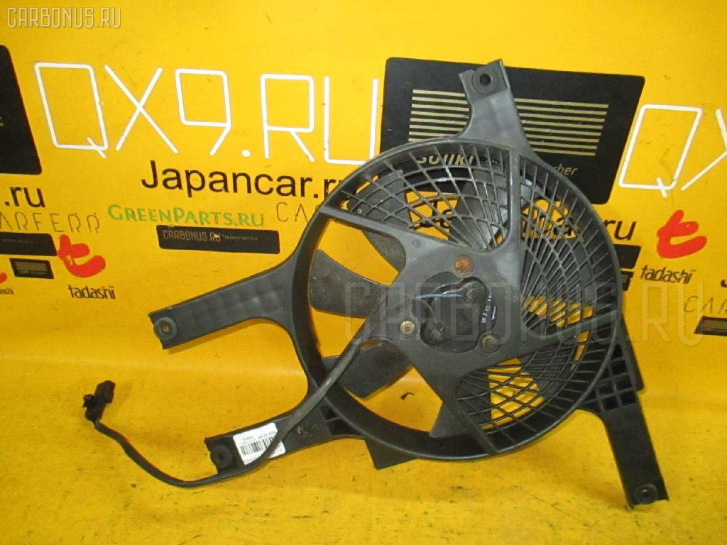 Вентилятор радиатора кондиционера MITSUBISHI PAJERO JUNIOR H57A 4A31. Фото 5