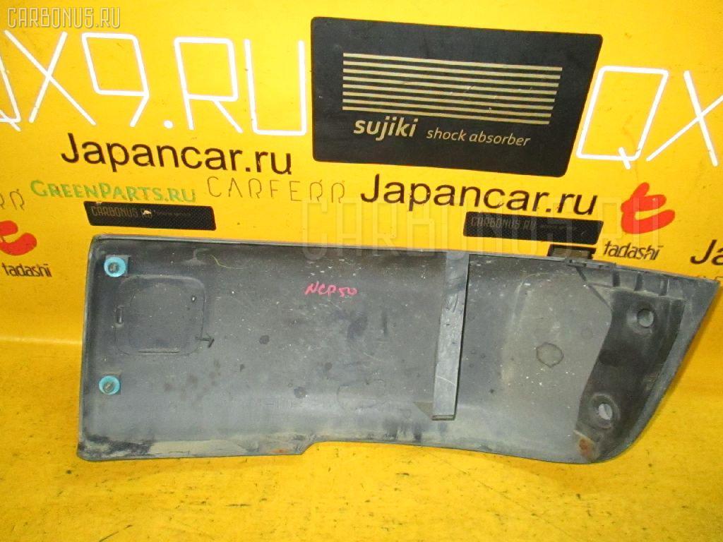 Клык бампера TOYOTA PROBOX NCP50V Фото 2