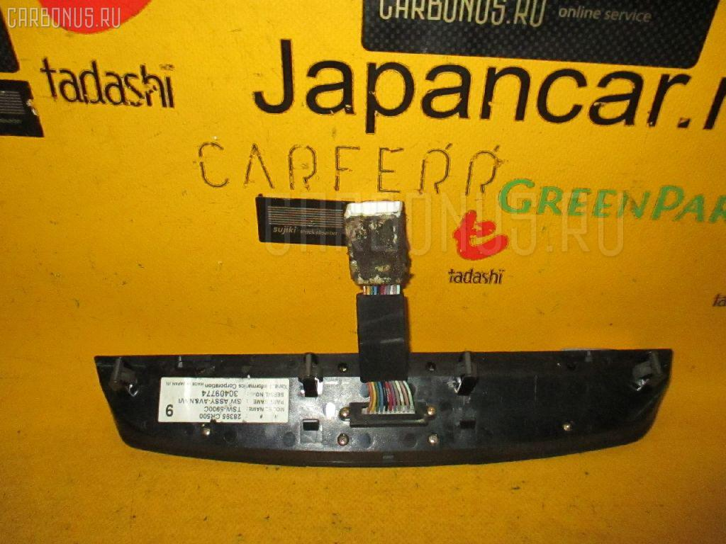 Блок кнопок NISSAN CEDRIC MY34 Фото 2