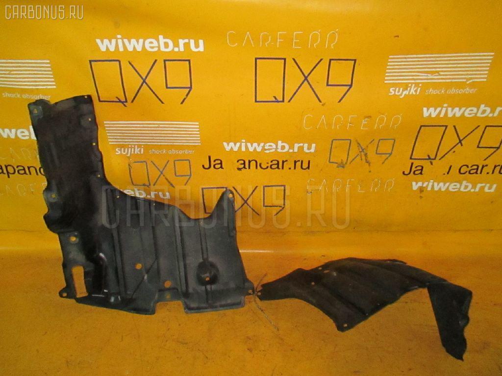 Защита двигателя TOYOTA IPSUM SXM15G 3S-FE Фото 1