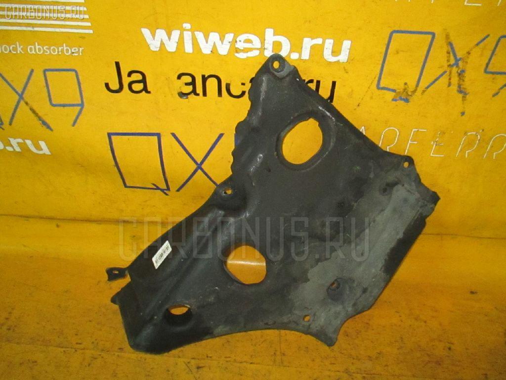 Защита двигателя MERCEDES-BENZ S-CLASS W220.178 Фото 1