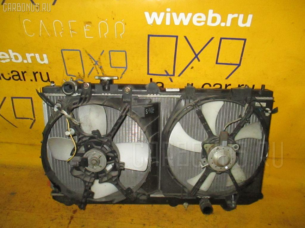 Радиатор ДВС MAZDA FAMILIA S-WAGON BJ5W ZL Фото 2