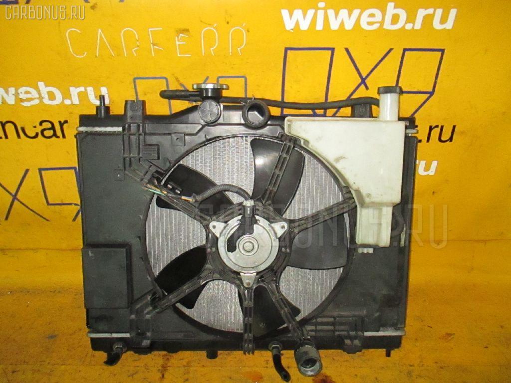 Радиатор ДВС NISSAN TIIDA C11 HR15DE. Фото 7
